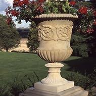 Large Garden Vases Montpellier Pedestal