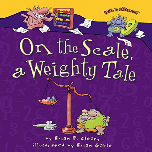 On the Scale, a Weighty Tale cover art