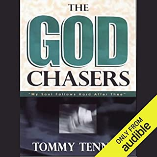 The God Chasers audiobook cover art
