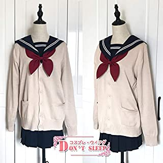 DONT SLEEP COSPLAYMy Hero Academia Himiko Toga   cos clothing JK uniform school uniform sailor suit   daily, S