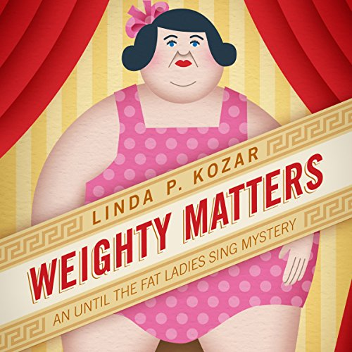 Weighty Matters audiobook cover art