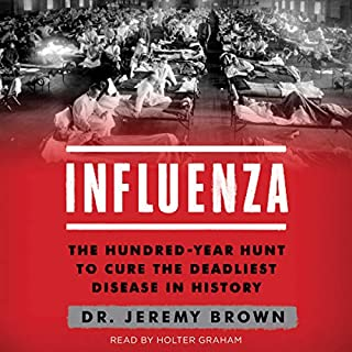 Influenza audiobook cover art