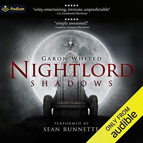 Shadows: Nightlord, Book 2