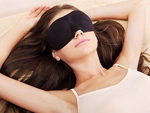 Occhi maschera occhi benda per gli occhi maschera sonno occhiali sonno maschera vincolo