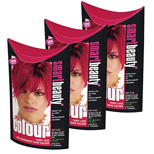 Rubin Lake Vibrant Semi-Permanente Haarfarbe Smart Sparen