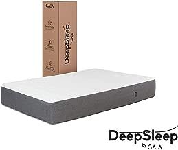 GAIA Colchón Memory Foam DeepSleep Blanco - Matrimonial