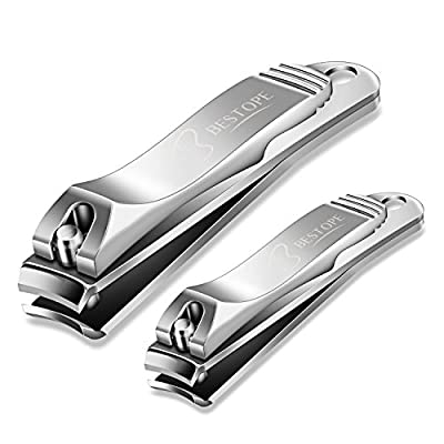 BESTOPE Nail Clipper Set
