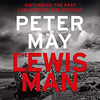 The Lewis Man                   By:                                                                                                                                 Peter May                               Narrated by:                                                                                                                                 Peter Forbes                      Length: 10 hrs and 57 mins     179 ratings     Overall 4.8