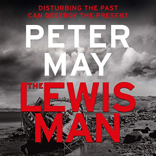 The Lewis Man cover art