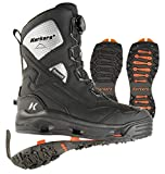 Korkers Men's Polar Vortex 1200g Winter Boots (13) Black
