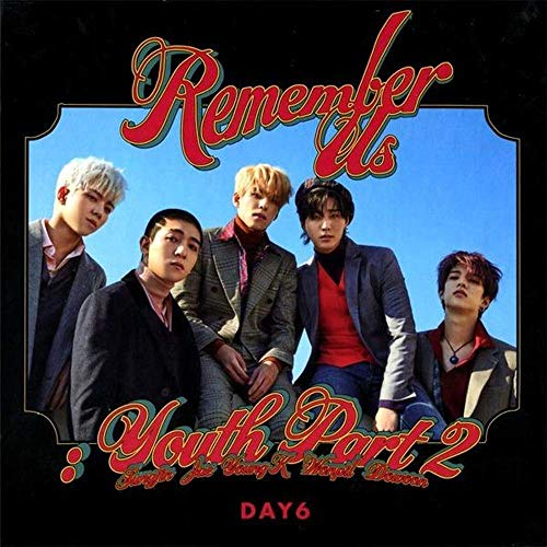 4th Mini Album: Remember Us - Youth Part