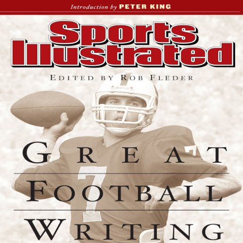 Great Football Writing audiobook cover art