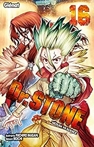 Dr. Stone Edition simple Tome 16