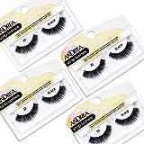 Andrea False Lashes Style 33 - Black 4 pairs