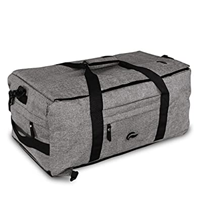 Skunk Hybrid Backpack/Duffle Gray