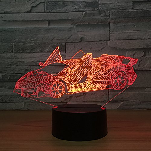 The Cool Sports/Running Car 3D Nigh…
