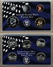 2006 S U.S. Mint 10 coin Clad Proof Set In OGP Proof