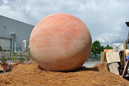 Unbekannt Terracottakugel mit einem Durchmesser von 17cm.2er Set