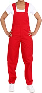 Medgear Overalls All Around Use, 100% Cotton
