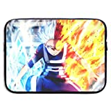 Anime My Hero Academia Laptop Sleeve Bag 13 Inch Tablet Briefcase Ultra Portable Protective, Laptop Canvas Cover MacBook Air, MacBook Pro, Notebook Computer Sleeve Case