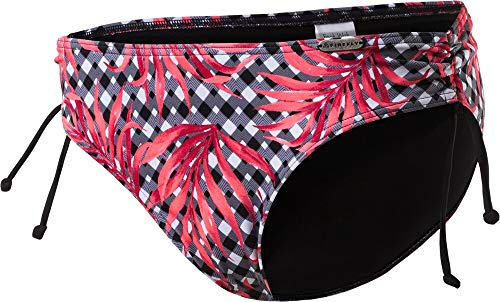 Firefly Elly Pantalon de Bain Femme, Multicolore, FR : S (Taille Fabricant : 36)