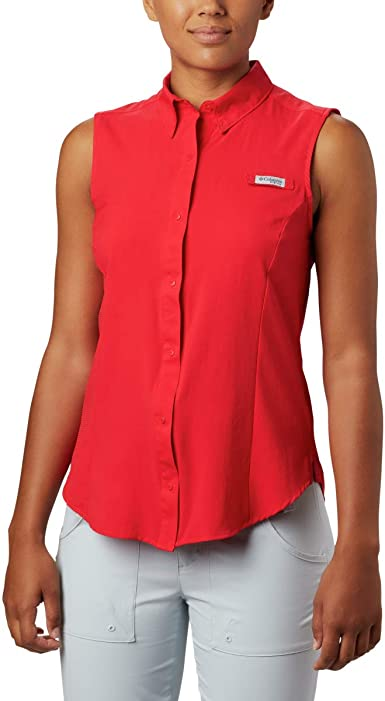 Columbia Camisa sin Mangas Tamiami para Mujer
