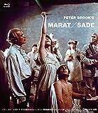 マラー/サド―マルキ・ド・サドの演出のもとにシャラントン精神病院...[Blu-ray/ブルーレイ]