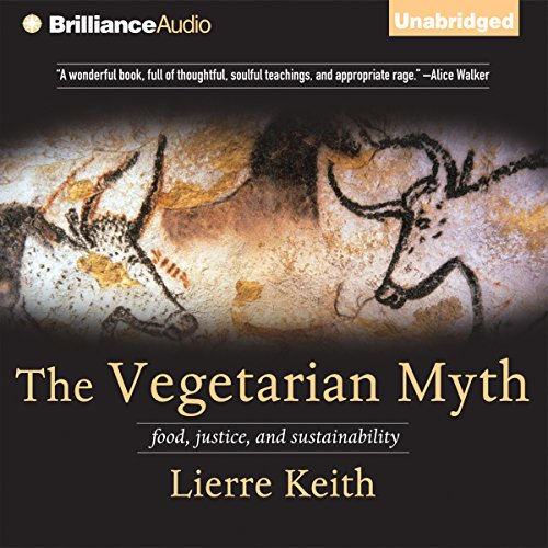 The Vegetarian Myth audiobook cover art