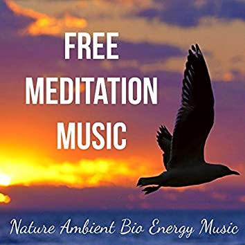 Free Meditation Music - Nature Ambient Bio Energy Music for Stress Relief Deep Breath Sleep Therapy