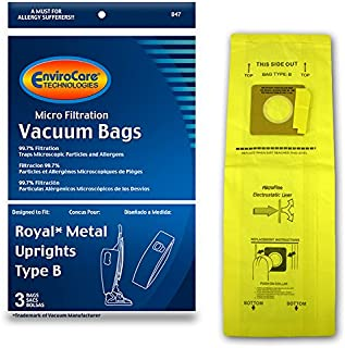 Best royal vacuum bags type a Reviews