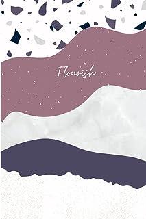 Flourish: A Gratitude, Manifestation, and Goal-setting Journal