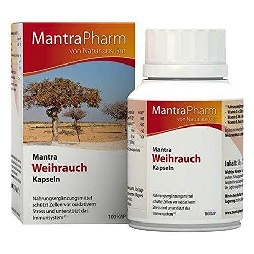 Mantra Weihrauch Kapseln 100 stk