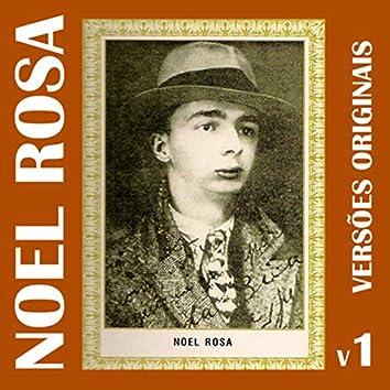 Noel Rosa: Versões Originais  Vol: 1