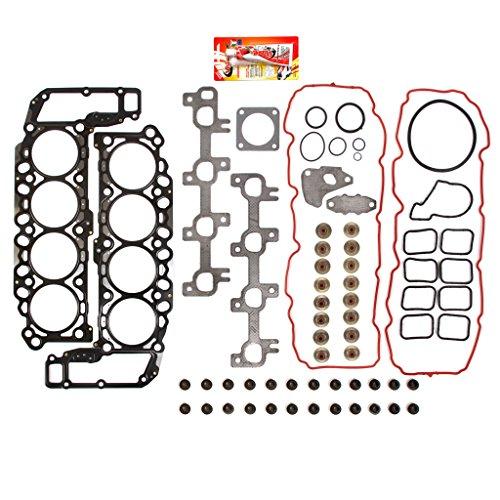 Fits 04-07 Dodge Jeep V8 4.7 SOHC Vin CODE J N 16V Head Gasket Set