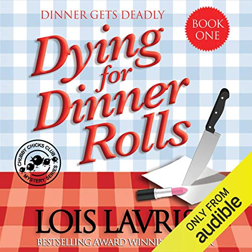 Dying for Dinner Rolls cover art