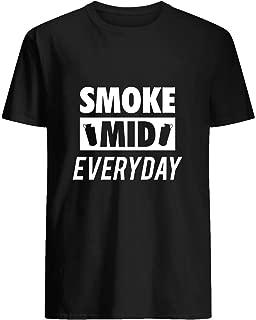 smoke mid everyday t shirt