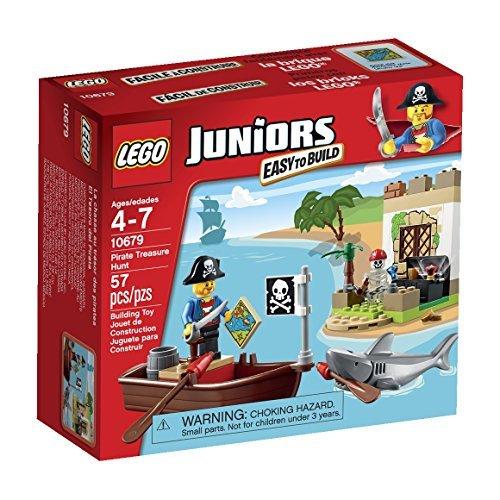 Lego Juniors Pirate Treasure Hunt Set by