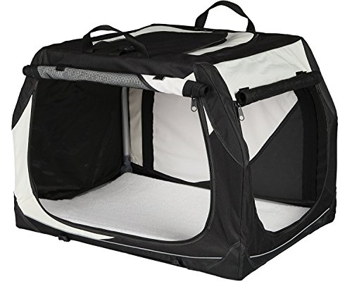 Trixie 39722 Mobile Kennel Vario 30, S–M: 76 × 48 × 51 cm