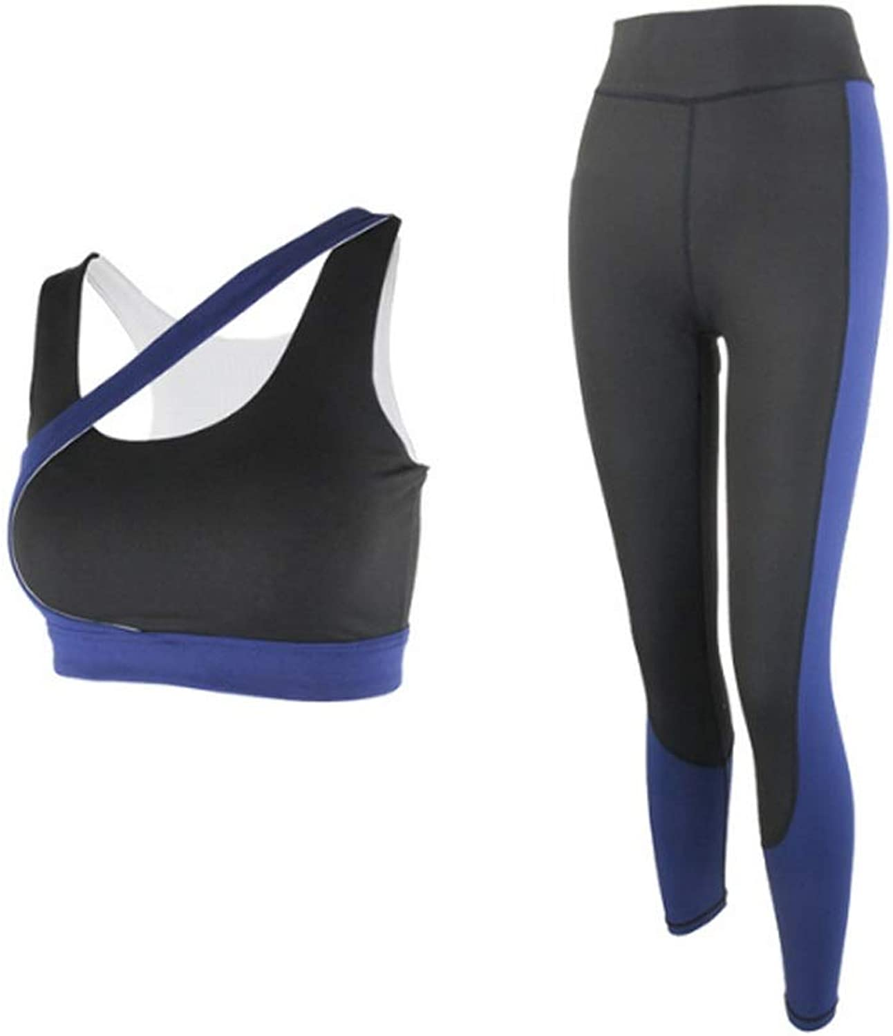Yoga Clothing Suits Women's Fitness Clothing Sleeveless Sportswear Running Fitness Clothes Elasticity Sportswear
