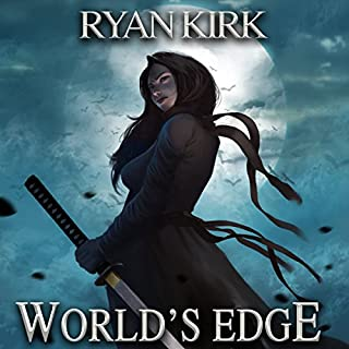 World's Edge     Nightblade, Book 2              By:                                                                                                                                 Ryan Kirk                               Narrated by:                                                                                                                                 Andrew Tell                      Length: 11 hrs and 26 mins     20 ratings     Overall 4.7