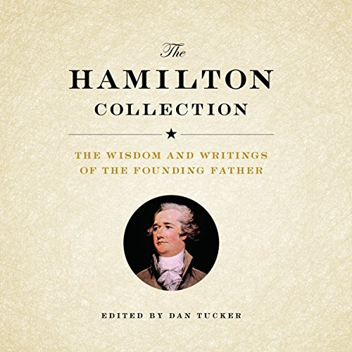 The Hamilton Collection audiobook cover art