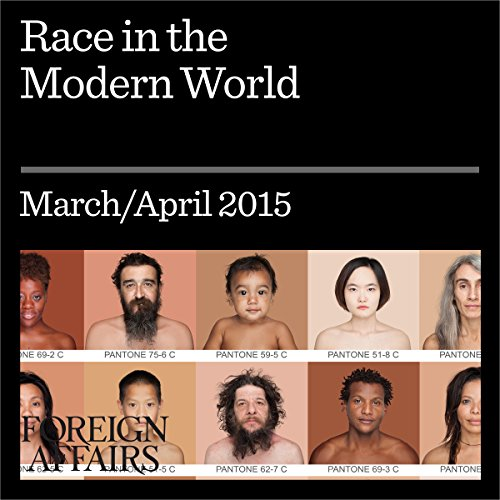 Race in the Modern World audiobook cover art