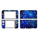Sopear Skin Sticker for Nintendo New 3DS XL, Mini Tragbare Spielmaschine Aufkleber Set Game Controller Abdeckung Haut Dekoration Zubehör für Nintendo Neue 3DS XL Host Stil D