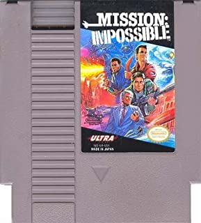 Best mission impossible nes game Reviews