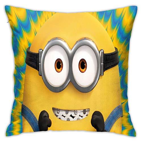 La funda de almohada Minons para decoración del hogar es excelente para interiores y exteriores