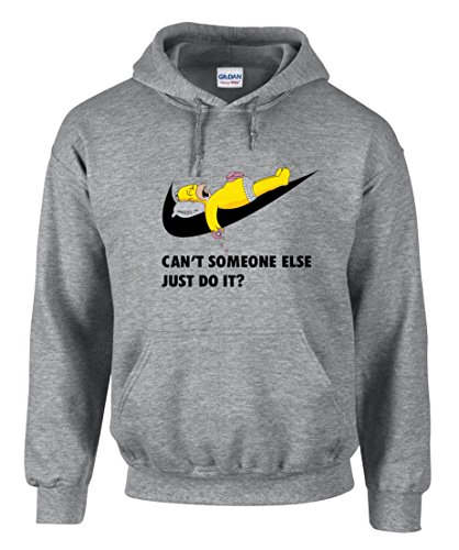 Fun T-Shirt Can't Someone Else Just Do It Kapuzenpullover Hoodie – 3117 (L)