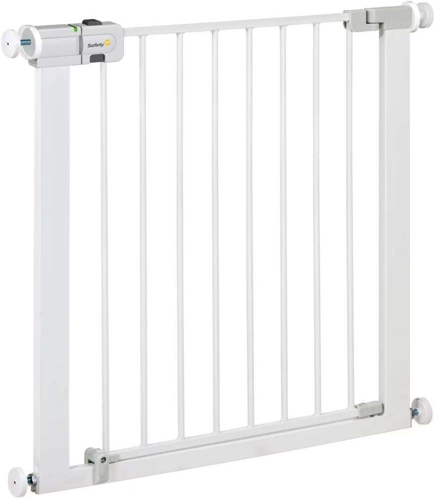 Puerta de seguridad 80 cm hasta 136 cm con extensiones