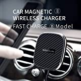 Nillkin Car Magnetic Wireless Mobile Charger with 360 Rotation Mount Qi-Certified