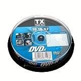 TX DVD-R 8X Speed 4,7Gb