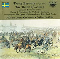 Battle of Leipzig/Con (2) Vns/Orch/&